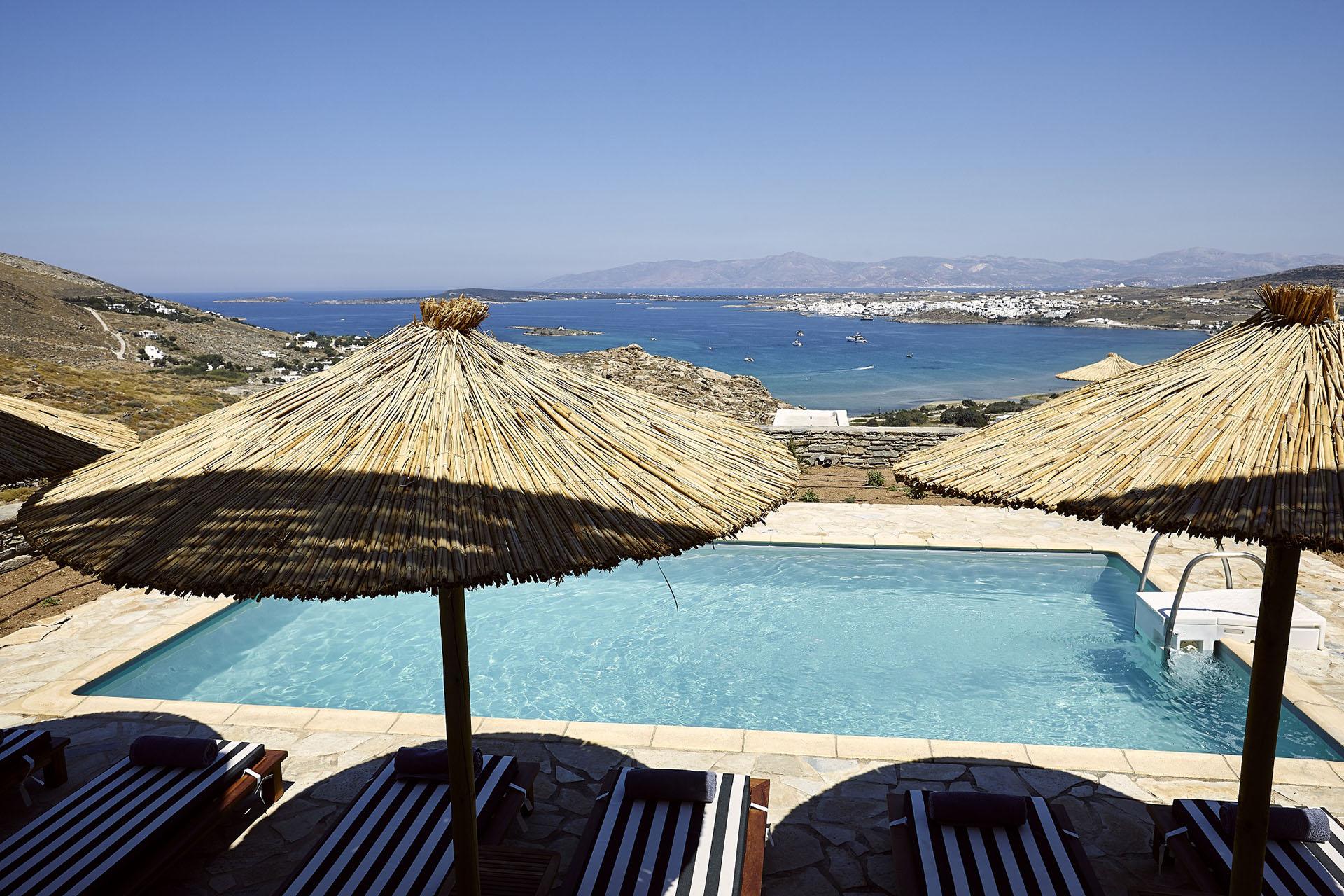 Azure 5 Bedroom Deluxe Villa Sea View Private Pool
