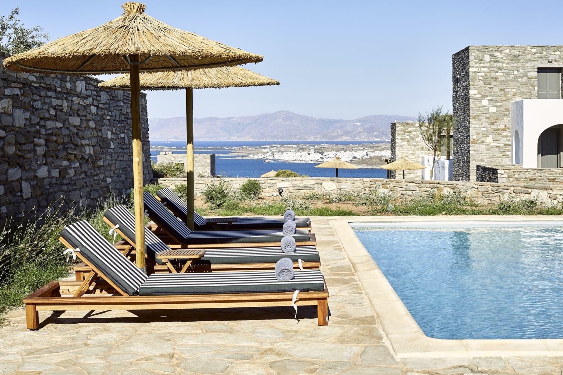 Sky 3 Bedroom Deluxe Villa Sea View Private Pool